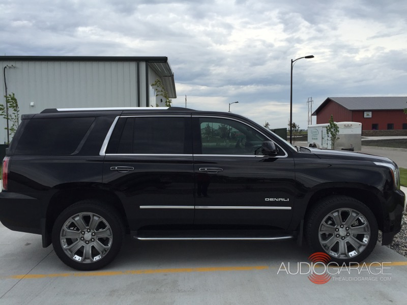 Car Paint Detector >> 2015 GMC Yukon Denali - The Audio Garage